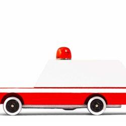 Ambulance Candylab side