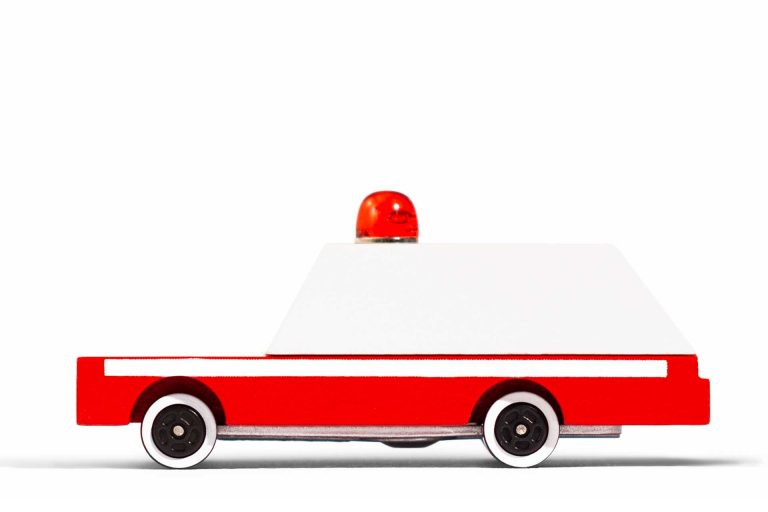 Ambulance Candylab lato