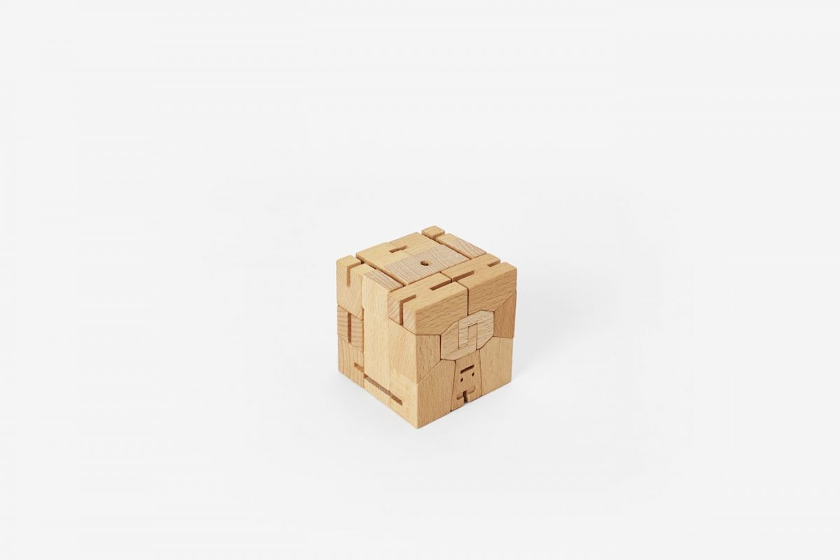 Areaware-Cubebot-Guthrie-solutionkey