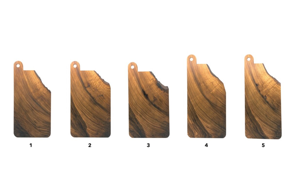 Limited edition cutting board BigBi