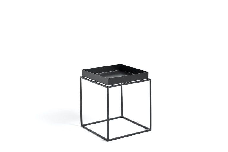 Tray table black small