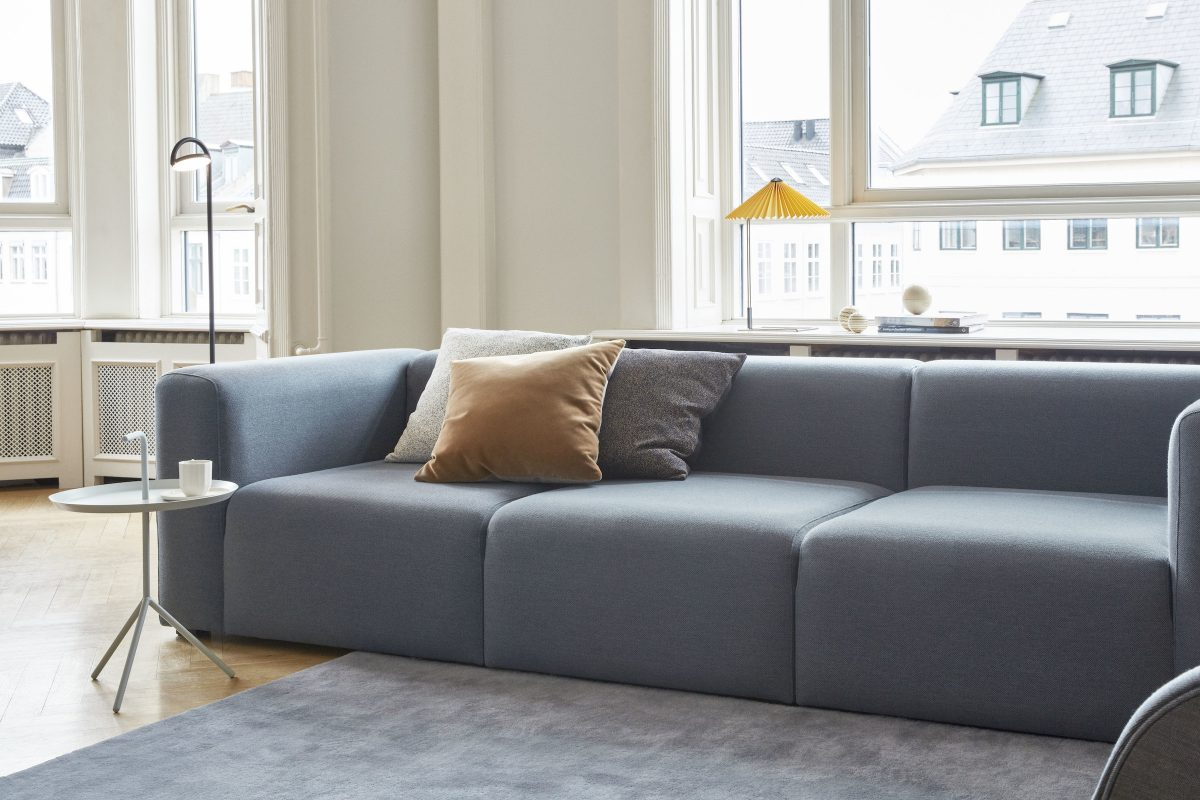 DLM bianco divano