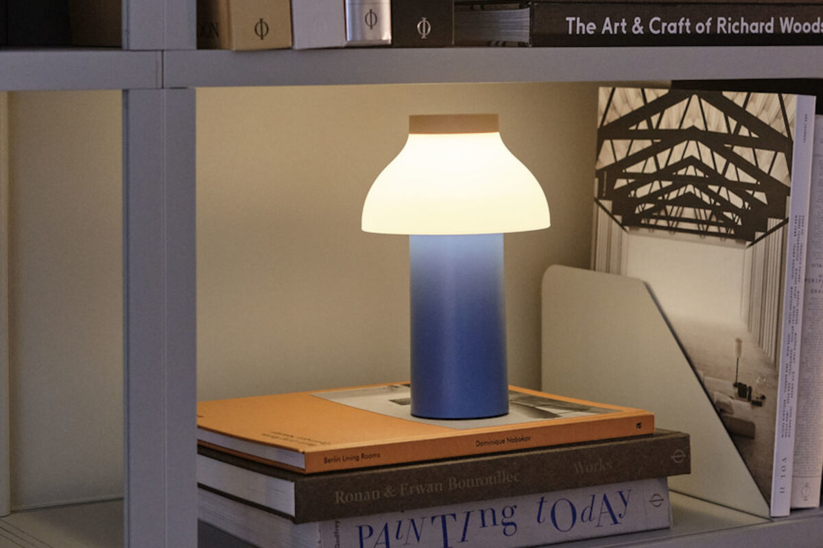 Lampada portatile - Hay-PC_Portable_blu
