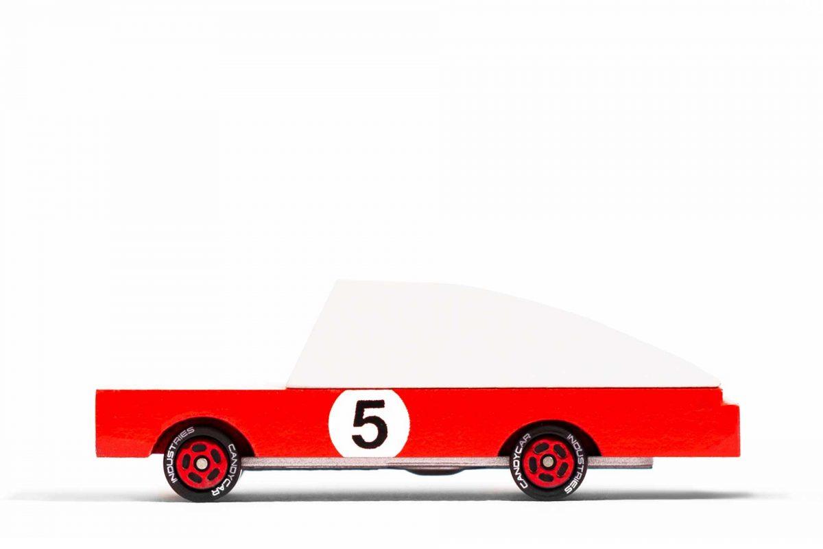 Red racer 5 Candylab