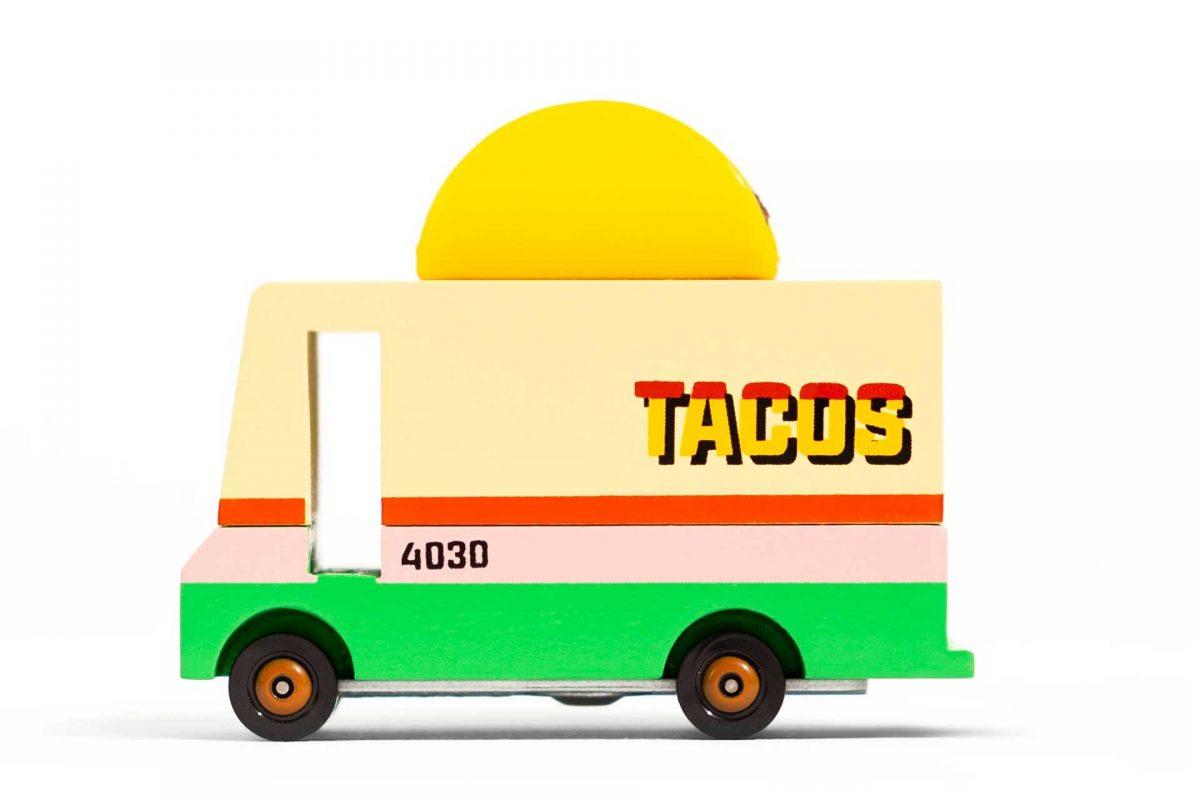 Taco van Candylab