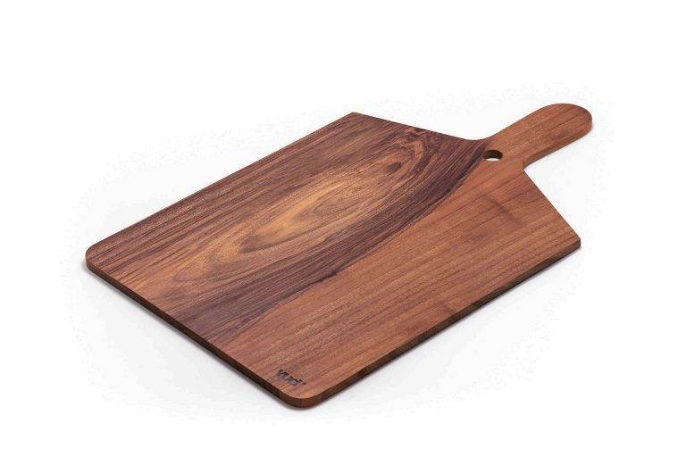 Cutting board Serie Na 50x50 walnut