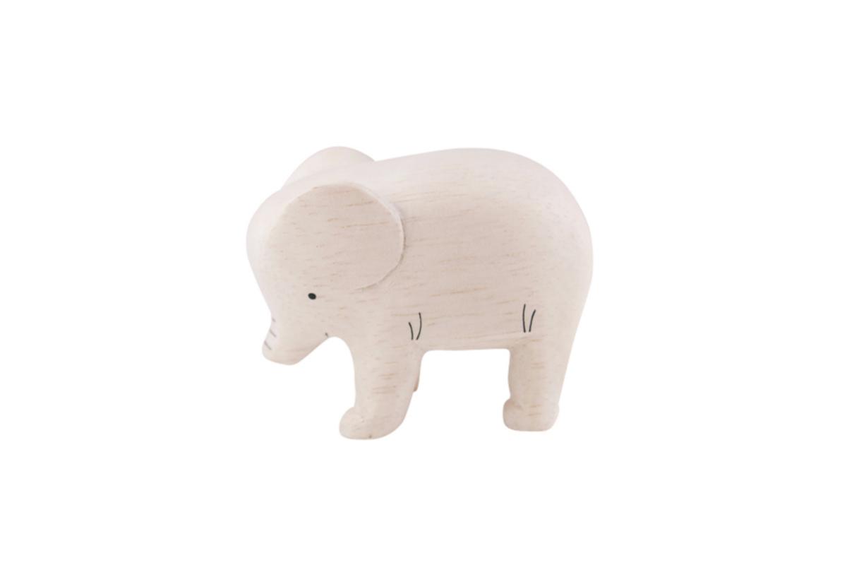 Tlab Pole Pole Elephant - side