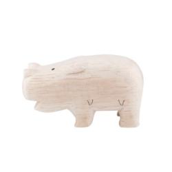 Tlab Pole Pole Hippopotamus - side